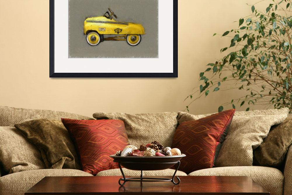 """Antique Pedal Car lll&quot  (2012) by Michelle1991"