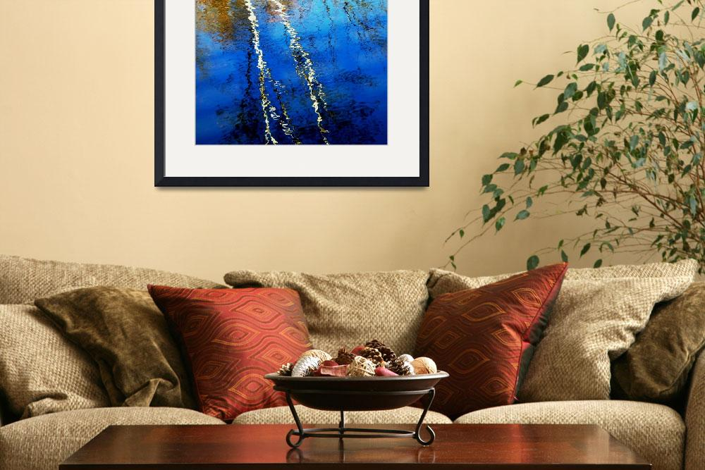 """West River Reflections&quot  (2011) by bavosiphotoart"