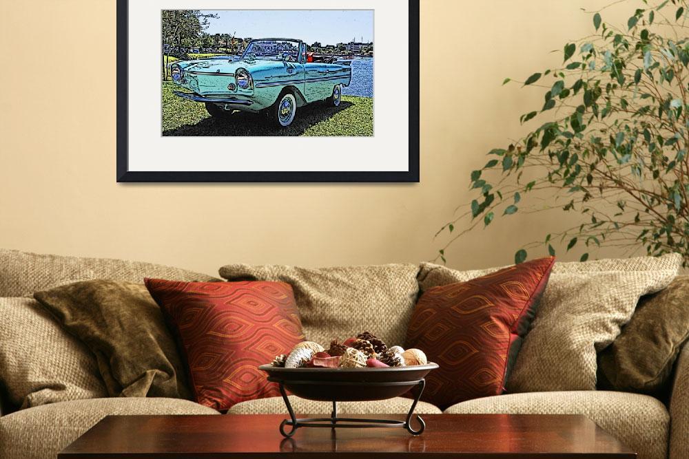 """Amphicar&quot  (2011) by Automotography"