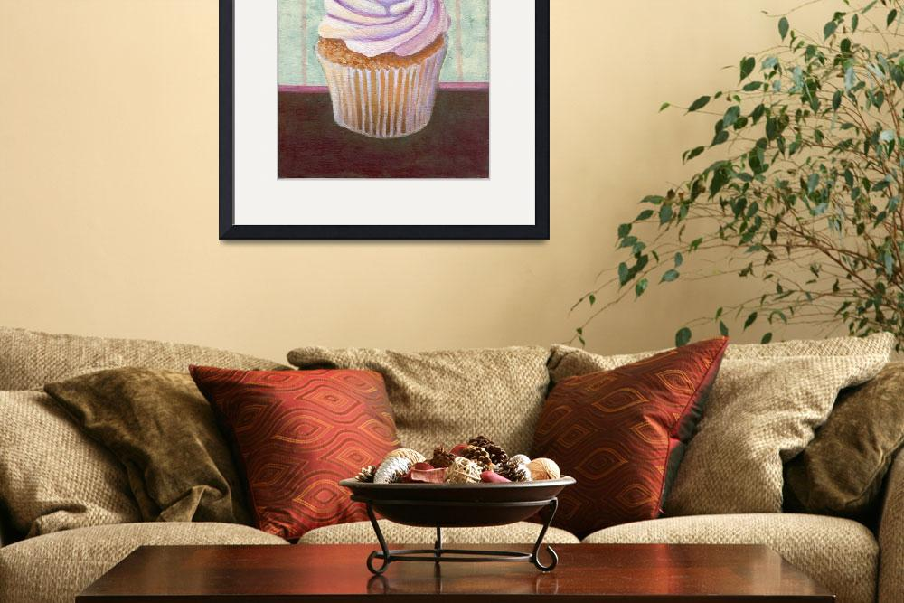 """Champagne Chic Cupcake&quot  (2013) by marcosivieri"