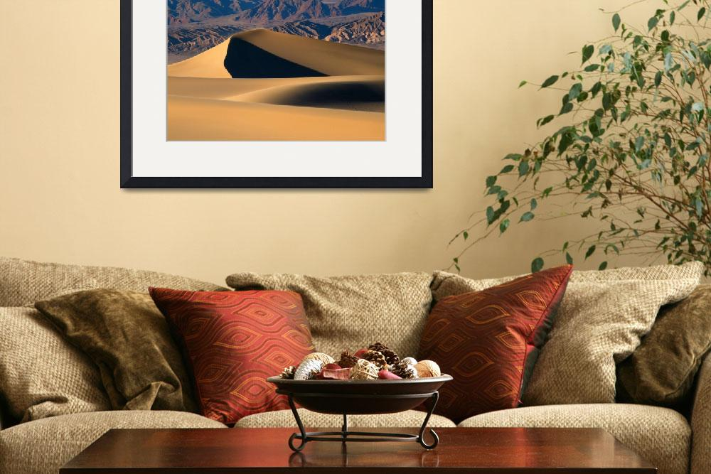 """Desert Sand&quot  (2015) by Dawsonimages"