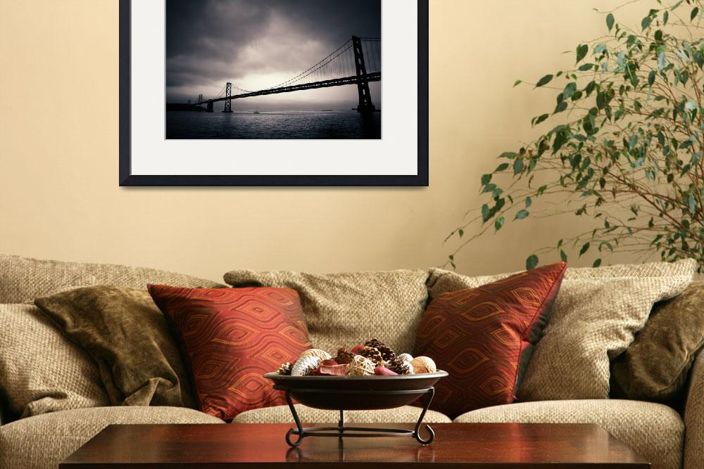 """Bay Bridge&quot  (2010) by bryanscott"