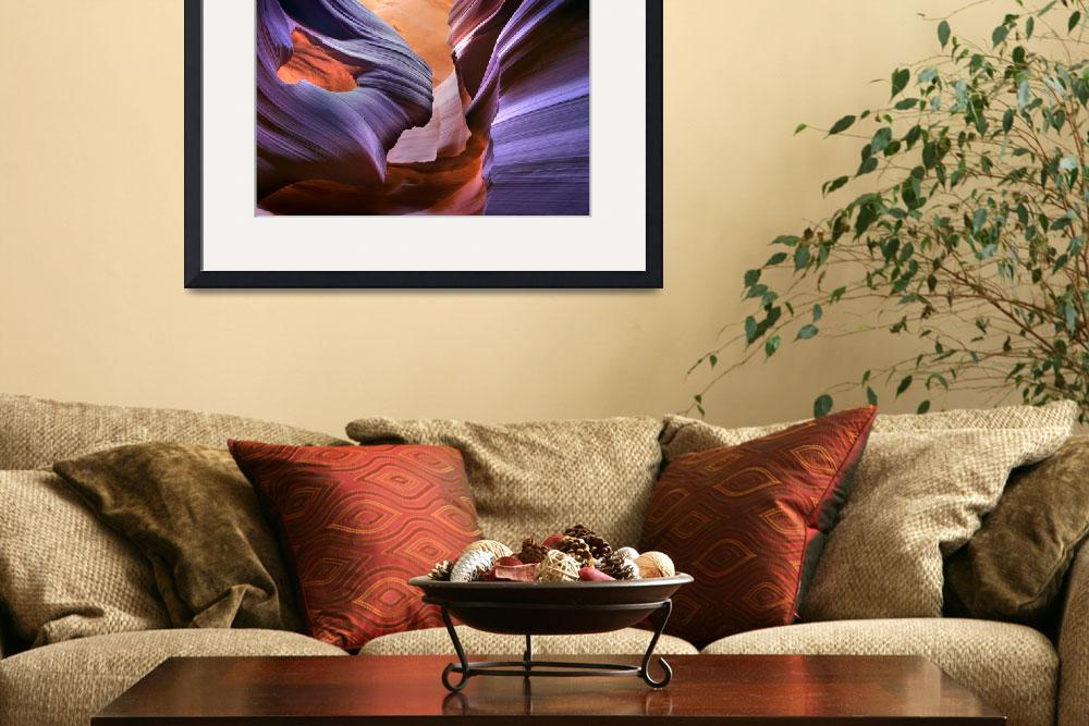 """Antelope Canyon-Natural Selection&quot  by pbk"