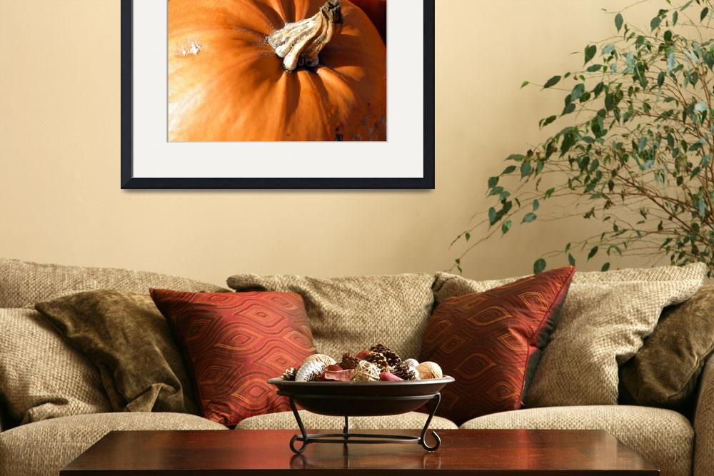 """The big pumpkin&quot  (2008) by AnitaBell"