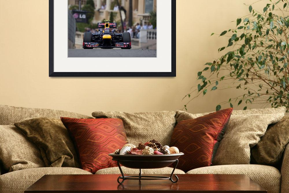"""Monaco GP 2012 Red Bull&quot  by roadandtrackphotos"