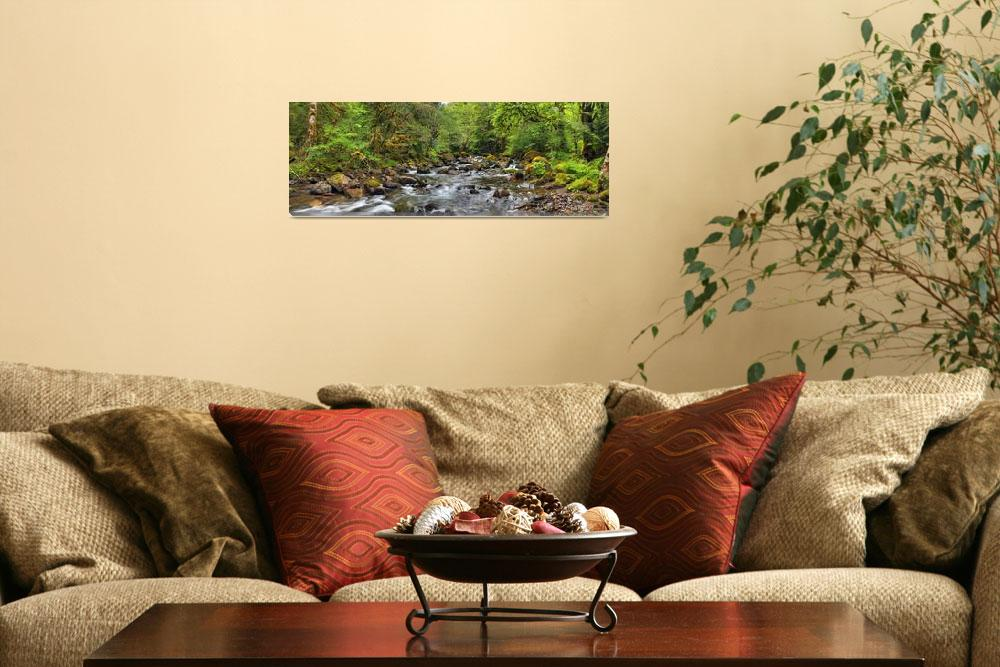 """0223 Rock Creek Panoramic&quot  (2013) by vincentlouis"