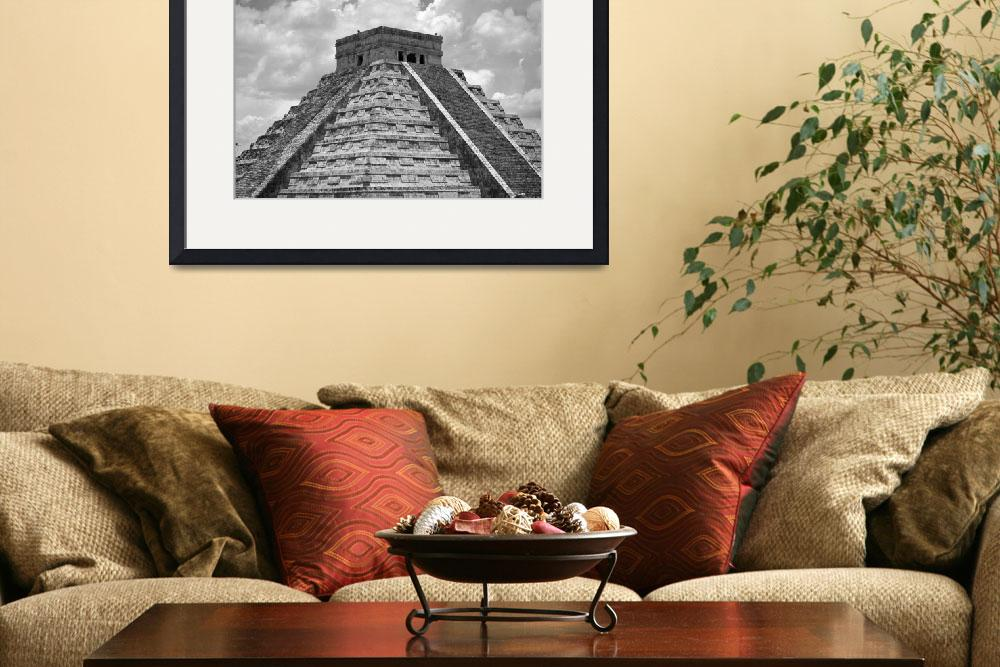 """Chichen Itza&quot  (2008) by Kirtdtisdale"