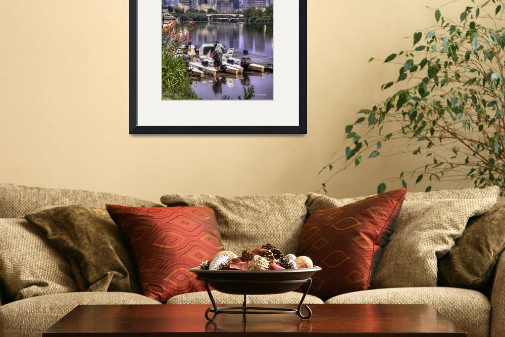 """peaceful schuylkill&quot  (2012) by KHSimages"