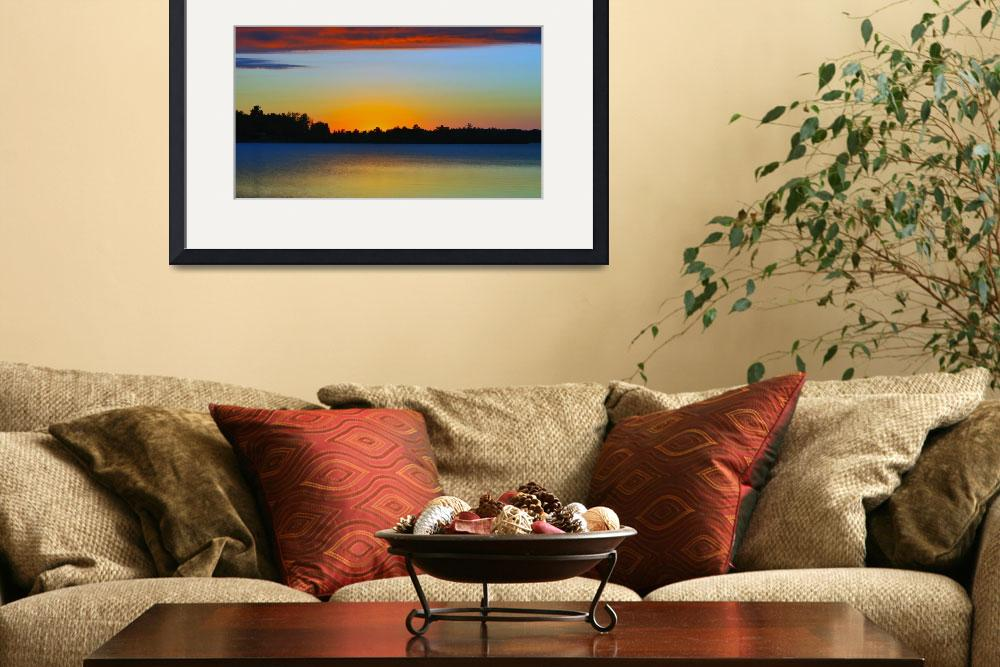 """Golden Sunset 2&quot  (2011) by LJdesigns"