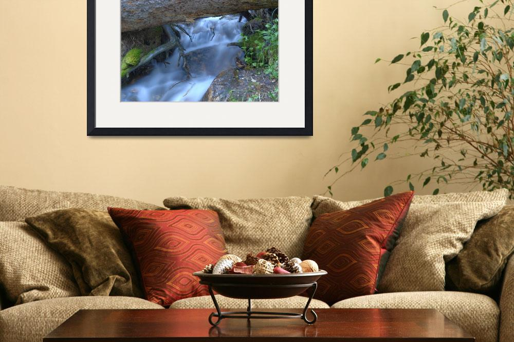 """Mountain Stream 2 HDR&quot  by nathnflickr"