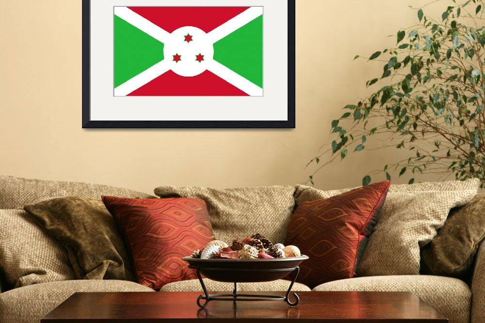 """Burundi&quot  by tony4urban"