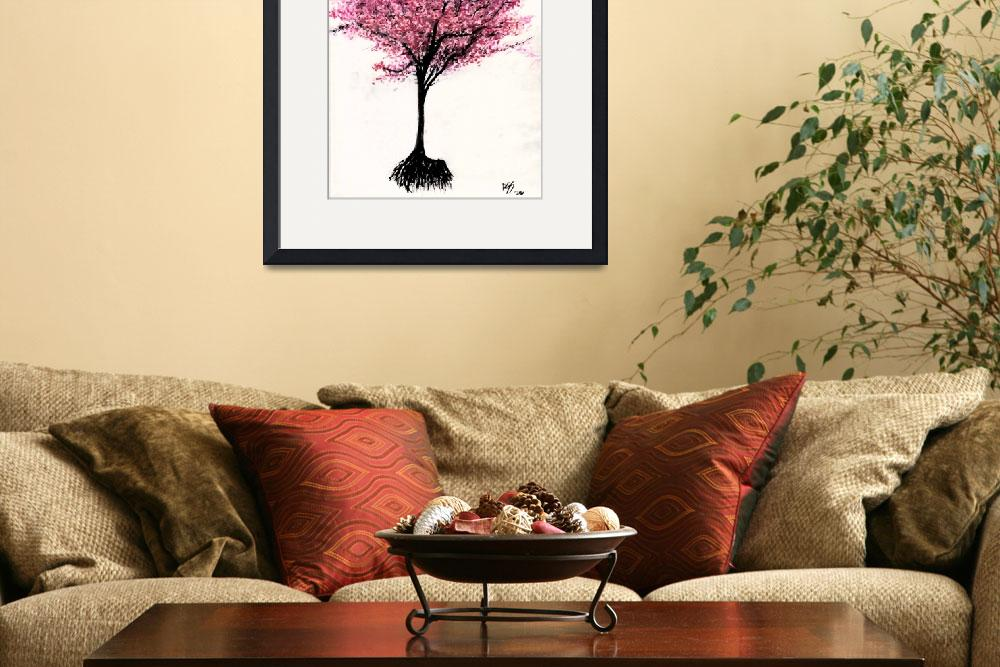 """Cherry Tree&quot  (2010) by pgs"