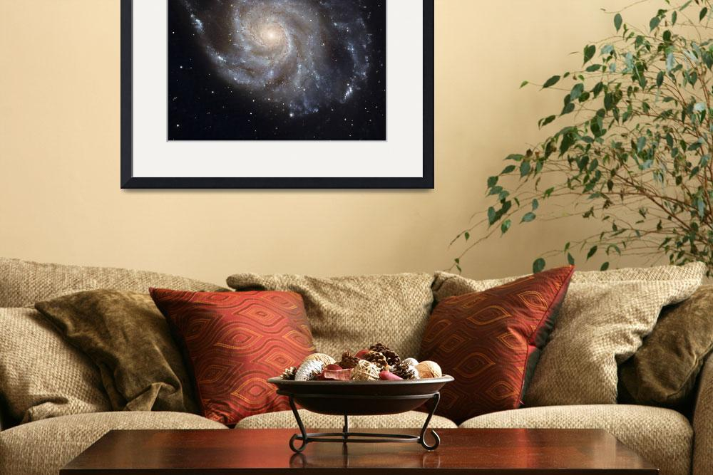 """Messier 101 the Pinwheel Galaxy&quot  by stocktrekimages"