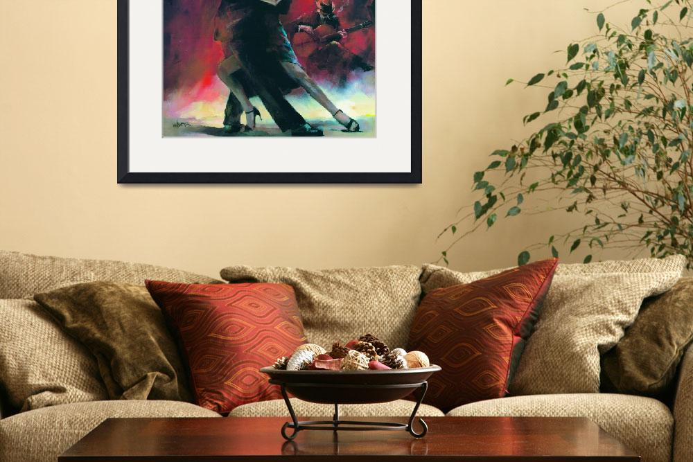 """Tango1&quot  (2010) by willemhaenraets"