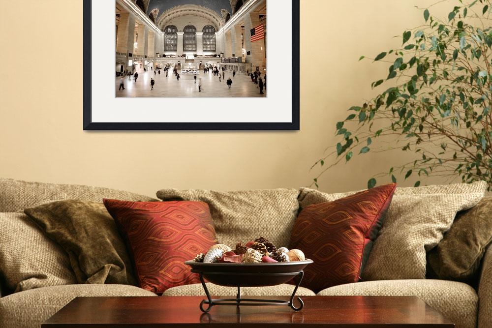 """Grand Central Terminal - New York, New York&quot  (2011) by jeffmtrost"