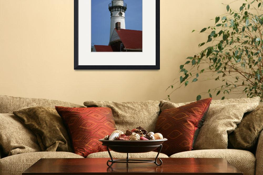 """Seul Choix Point Lighthouse&quot  (2008) by luckhurstphotography"