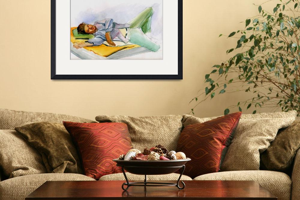 """Joseph Napping&quot  (2007) by ACastelli"