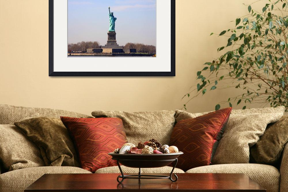 """Lady Liberty&quot  (2010) by CCetra"