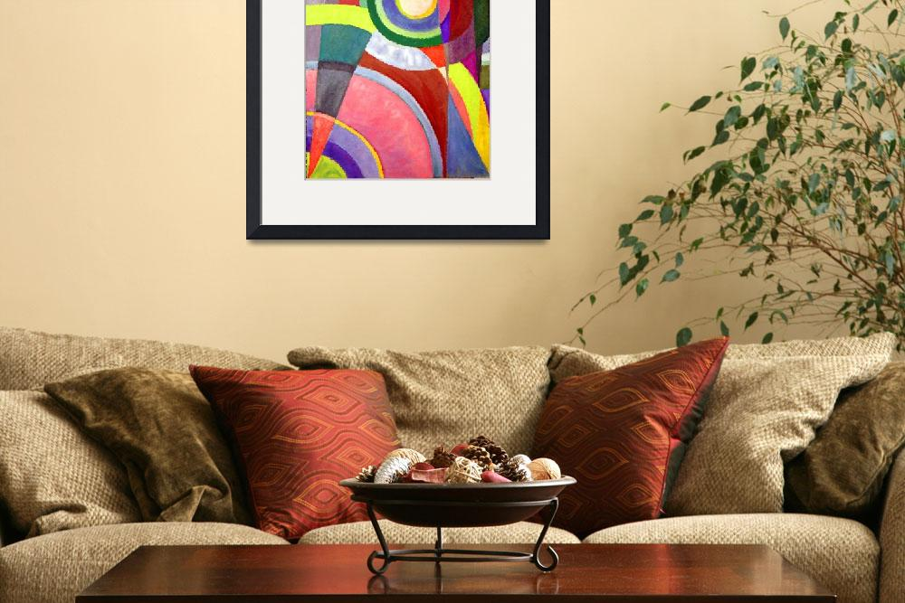 """Color Circles&quot  (2012) by KsWorldArt"