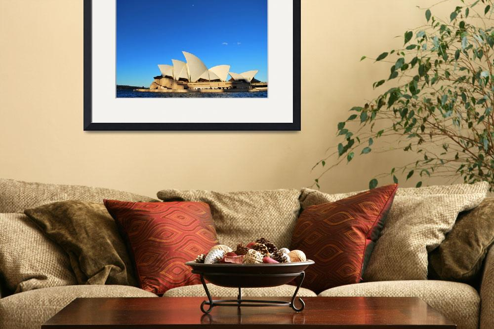 """Sydney Opera House&quot  by KNKphotos"