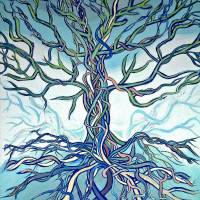 Tree of Life by Louise Dionne