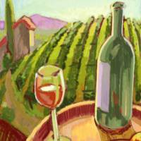 vinyard Art Prints & Posters by Michael Rastovich