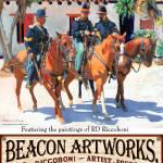 """Beacon Artworks Poster Plaza Del Pasado"" by RDRiccoboni"