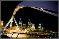 Melbourne City @ Night