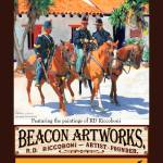 """Beacon Artworks Gallery Poster US Army Dragoons"" by RDRiccoboni"