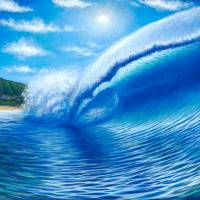 """""""Pipeline, Hawaii  from The Dream Tour Series"""" by Clarkssurfarthawaii"""