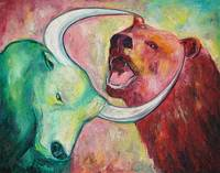 Bull and Bear Busines Metaphor