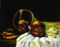 Still Life with Bell Peppers