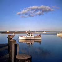 """Cape Cod Fishing Boat, Chatham Massachusetts"" by ChrisSeufert"