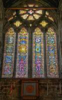 Glasgow Cathedral Window