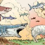 When Sharks Fly by Derek Chatwood