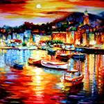 """Lake Morning"" by artistdanielwall"