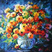 Romantic Vase Art Prints & Posters by artistdanielwall