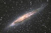 Edge-on Galaxy NGC4945