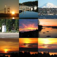 Gig Harbor Collage