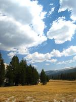 Tuolumne Meadow Clouds