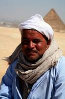 Local Man in Giza