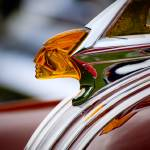 Pontiac Hood Ornament by James Howe