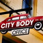 City Body by James Howe