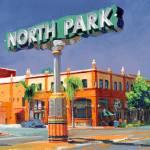 North Park Sign by RD Riccoboni by RD Riccoboni