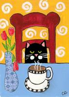 Coffee Cat