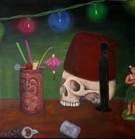 skull with fez 2