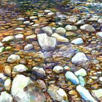 """""""Middle Fork lg"""" by Anno"""