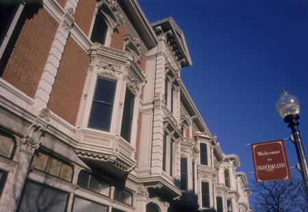 Old Town Oakland