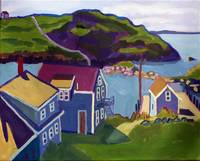 Harbor, Monhegan