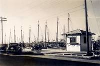 Marina in the 1940's
